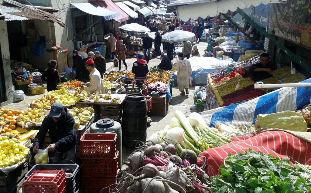 market Tetouan