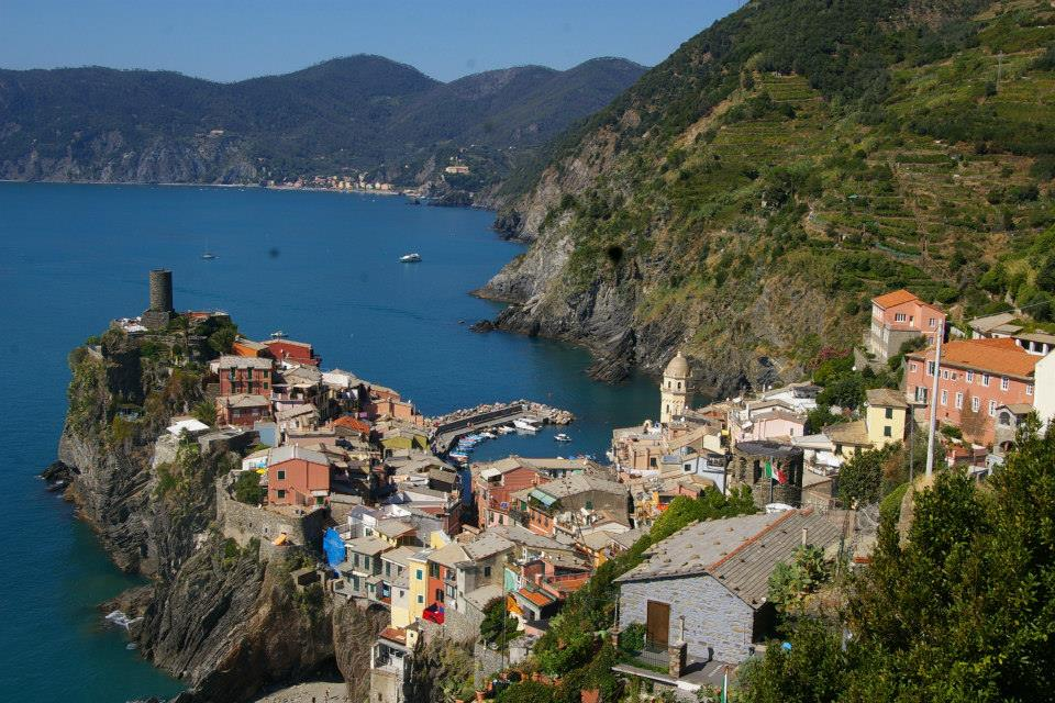 things to do in Cinque Terre Vernazza
