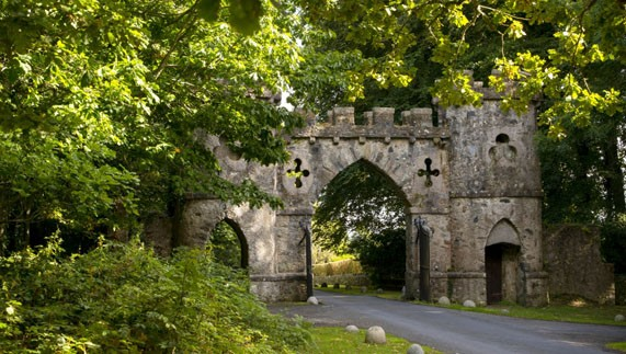things to do in Northern Ireland Tollymore Forest Park