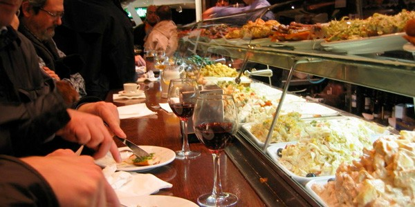 best tapas bars in Malaga Lo Gueno