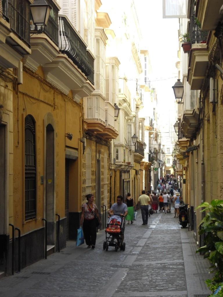 old town Cadiz