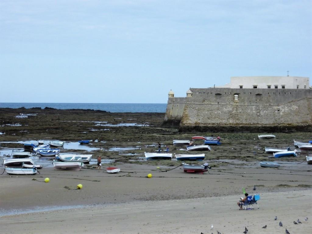 Playa la Caleta Cadiz