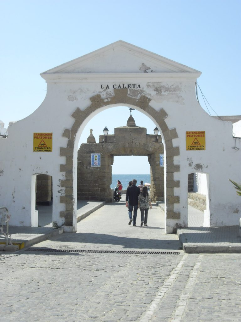 Castillo San Sebastian Cadiz