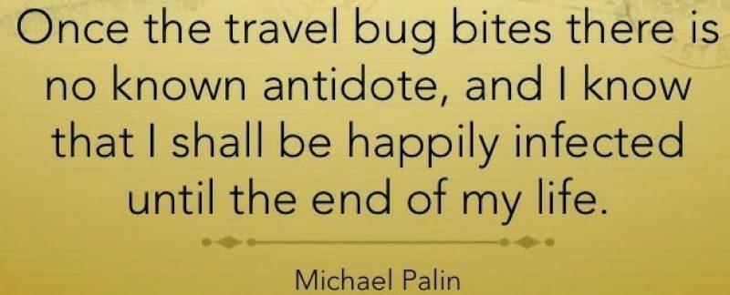 travel addiction