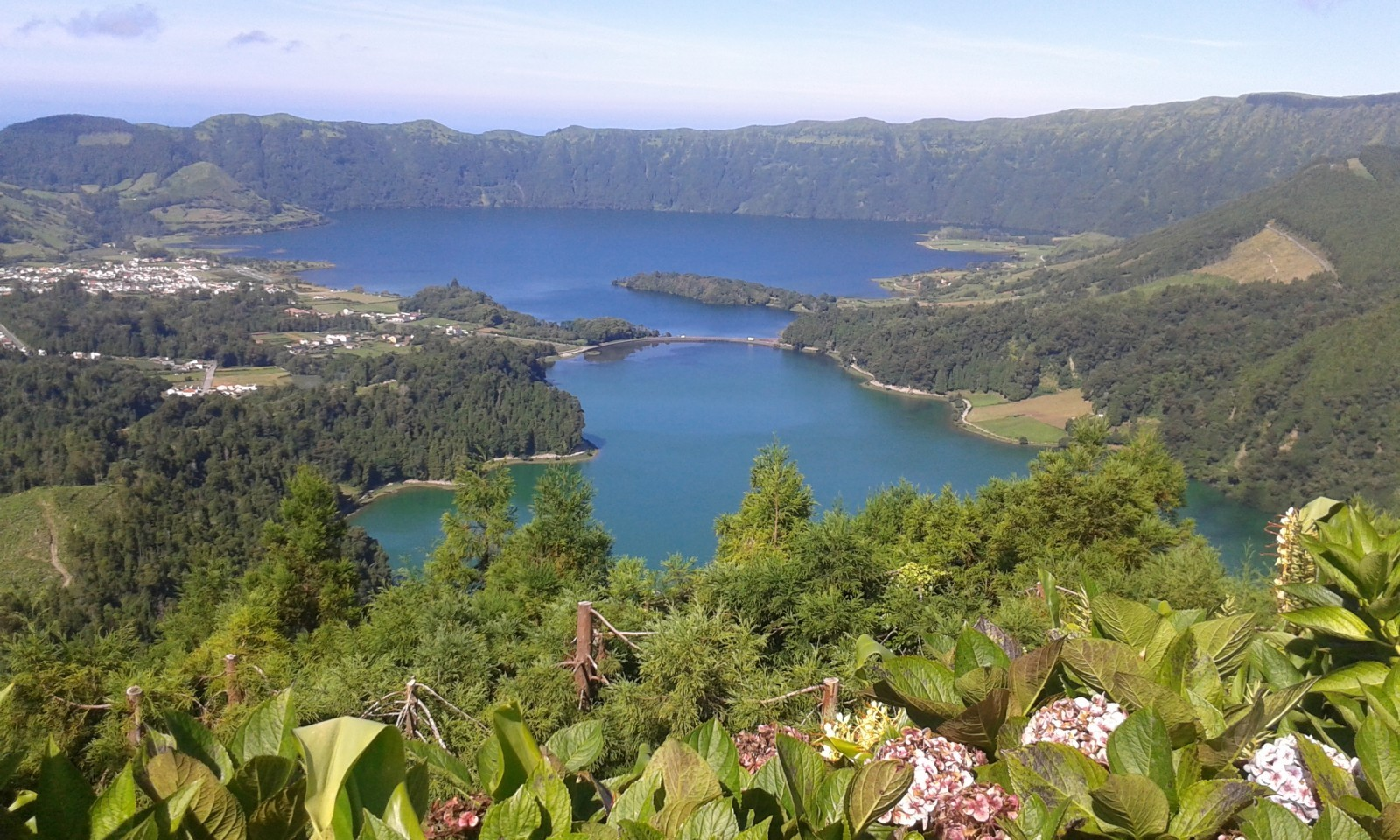 Sete Cidades Azores things to do in sao miguel