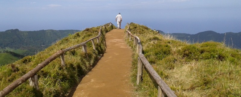 azores hiking sao miguel