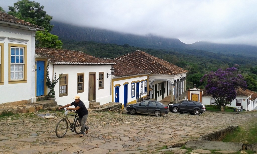 colonial towns of Brazil Tiradentes