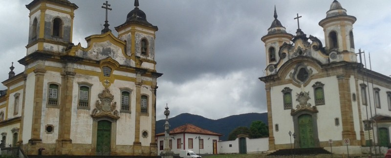 Mariana colonial towns of Brazilof Brazil