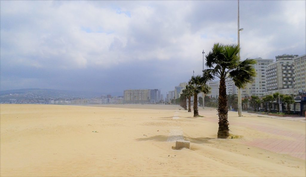 beach Tangier