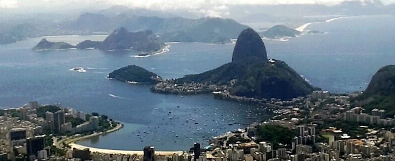 3 days in Rio de Janeiro