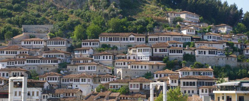 Albania itinerary Mangalem Berat