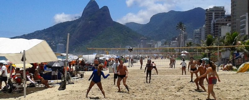 ipanema beach Rio like a local