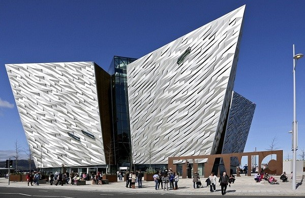 things to do in Northern Ireland Titanic