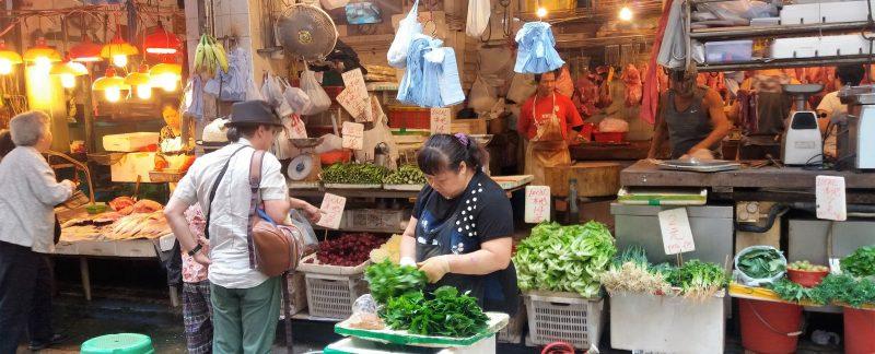 eating adventures Hong Kong