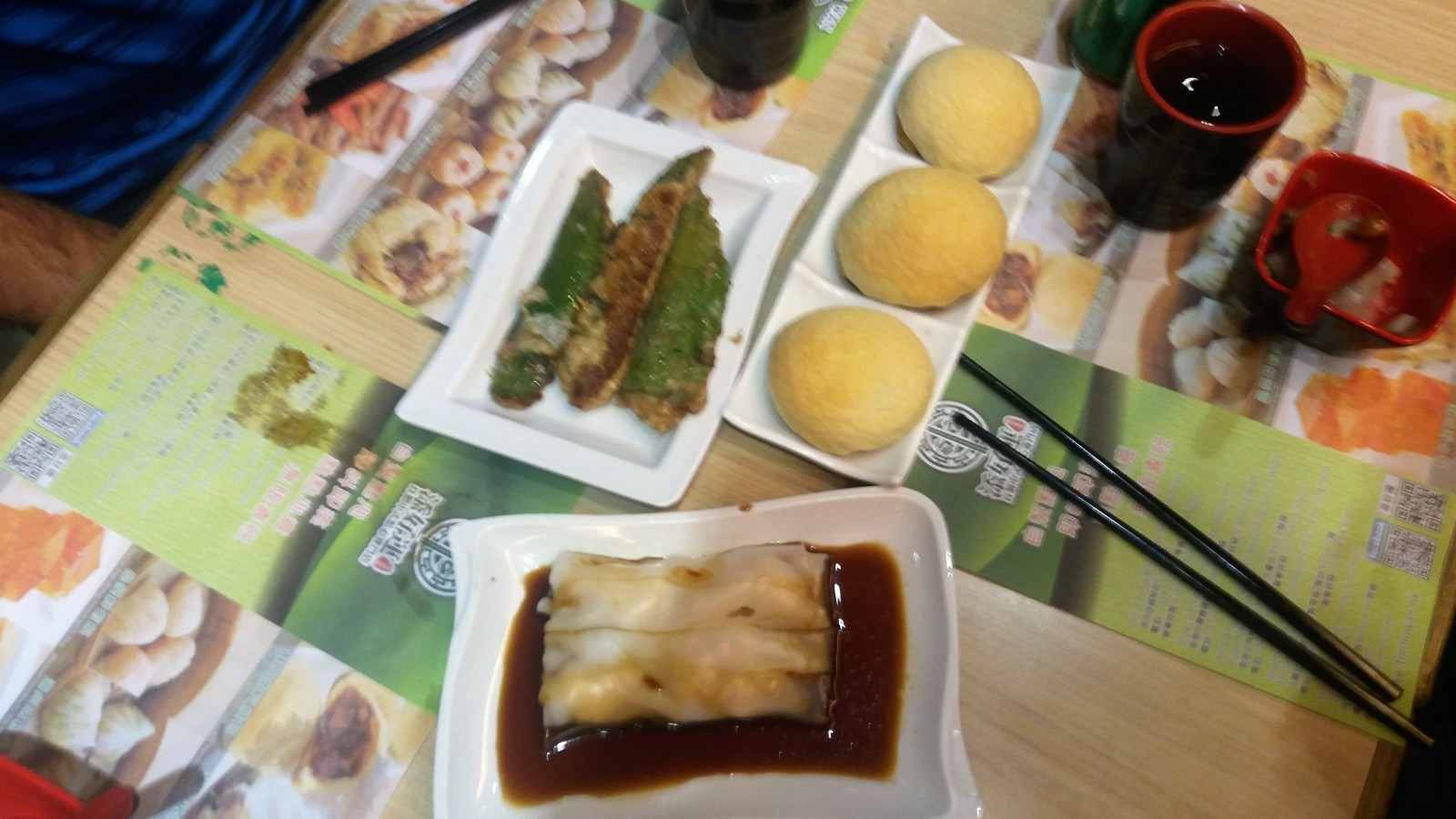 food tour of Hong Kong