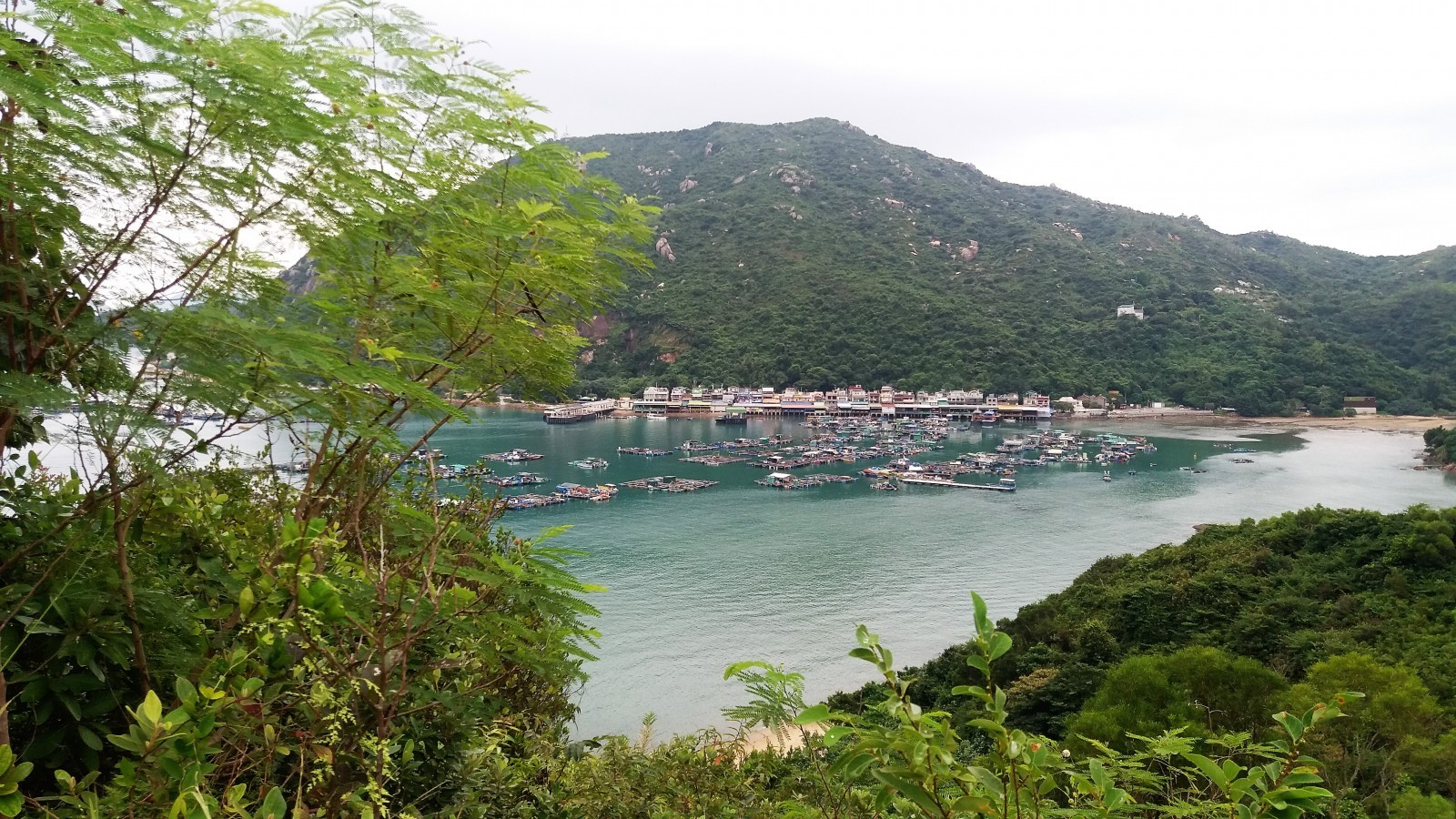 best hikes in Hong Kong Lamma island
