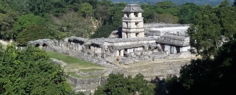 Mayan ruins Yucatan Chiapas