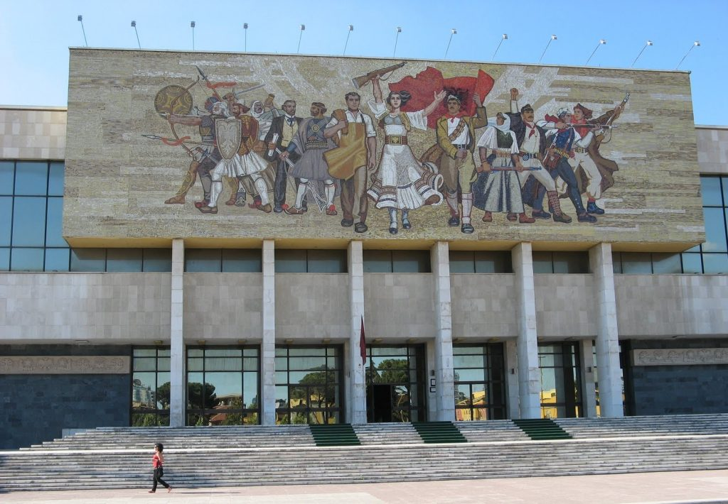 National History Museum Tirana