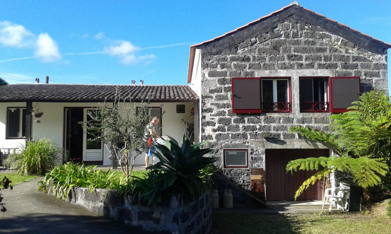 accommodation sao miguel