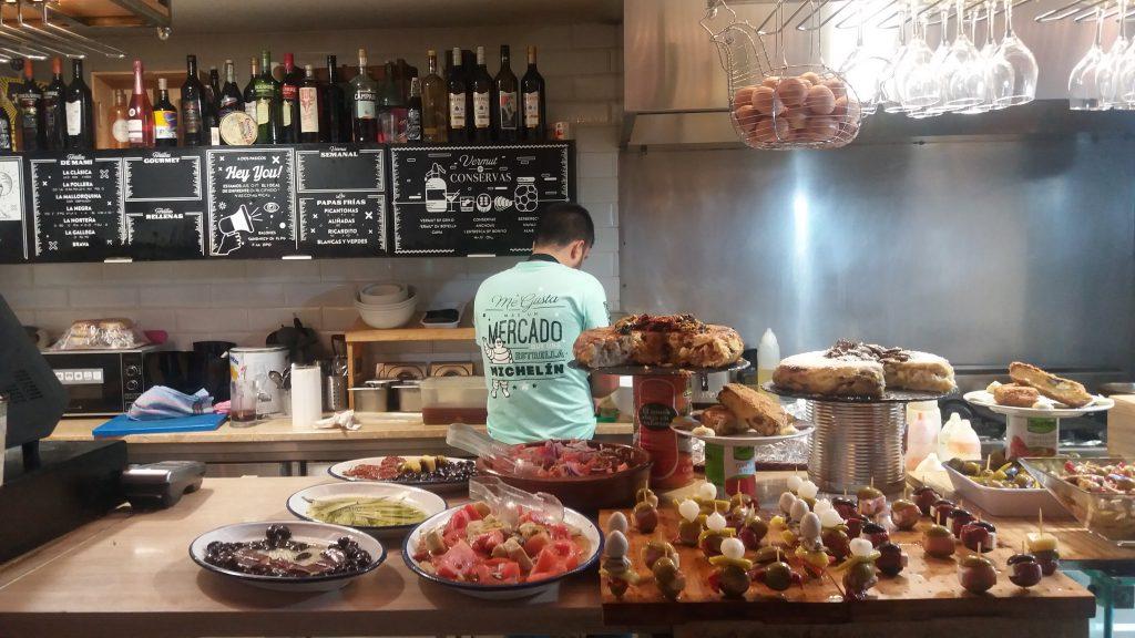 Mercado Gastronómico San Juan Mallorca