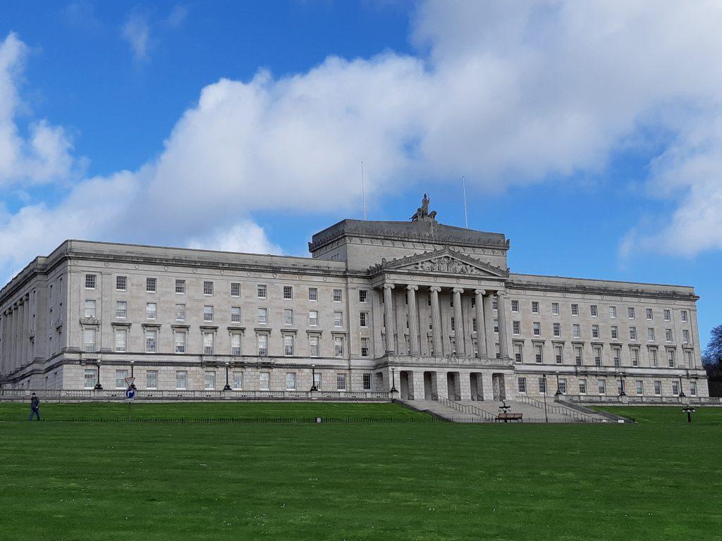 Stormont Parliament Belfast