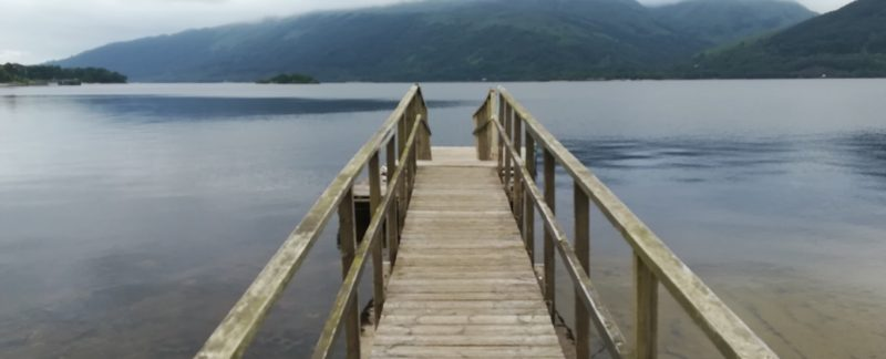 walking the west highland way in 7 days