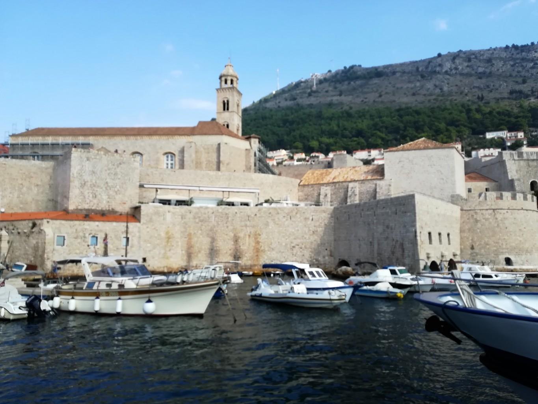 old port Dubrovnik