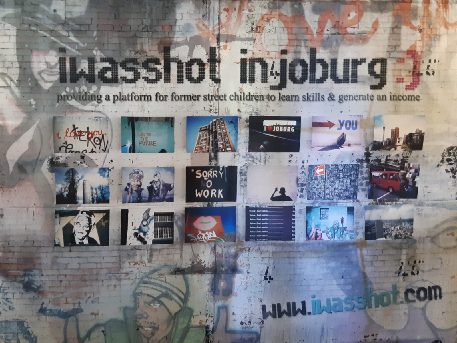 i was shot in joburg