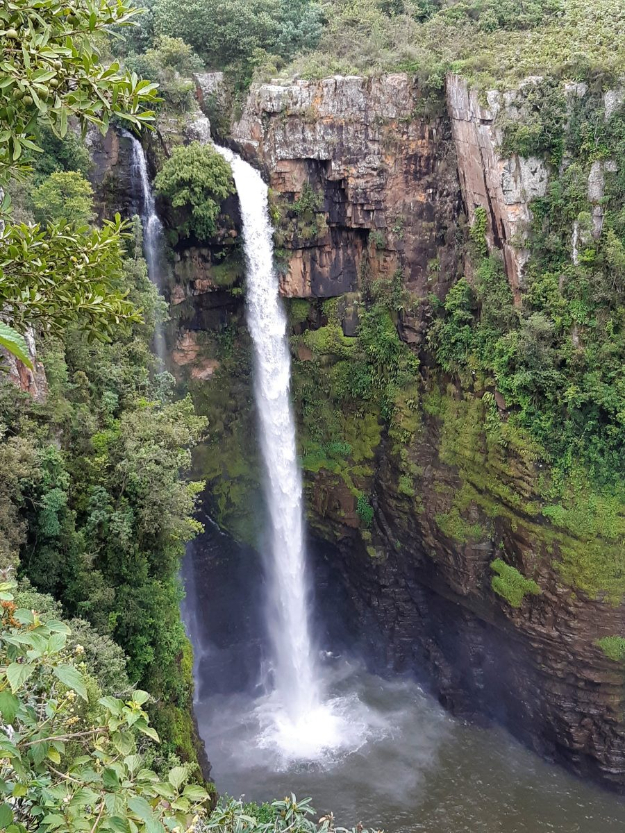 mac mac falls panorama route south africa