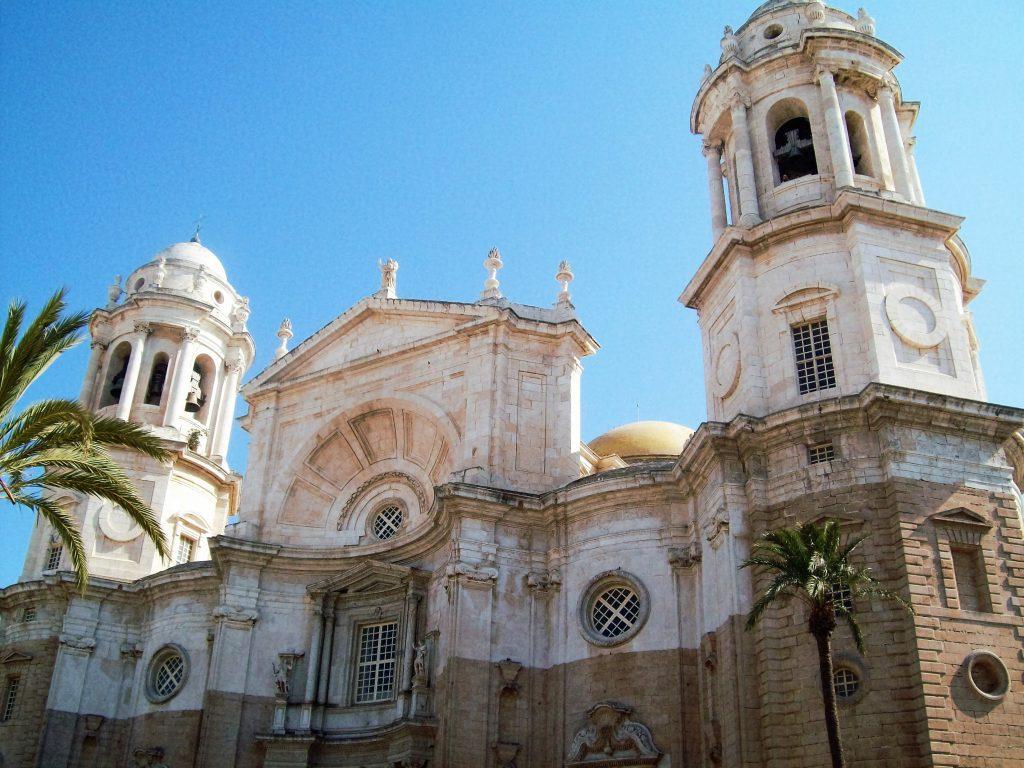 Plaza de la Catedral Cadiz