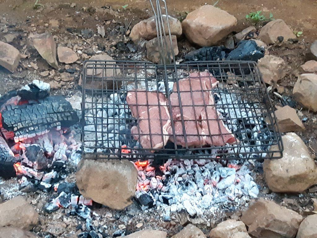 Ecabazini zulu village