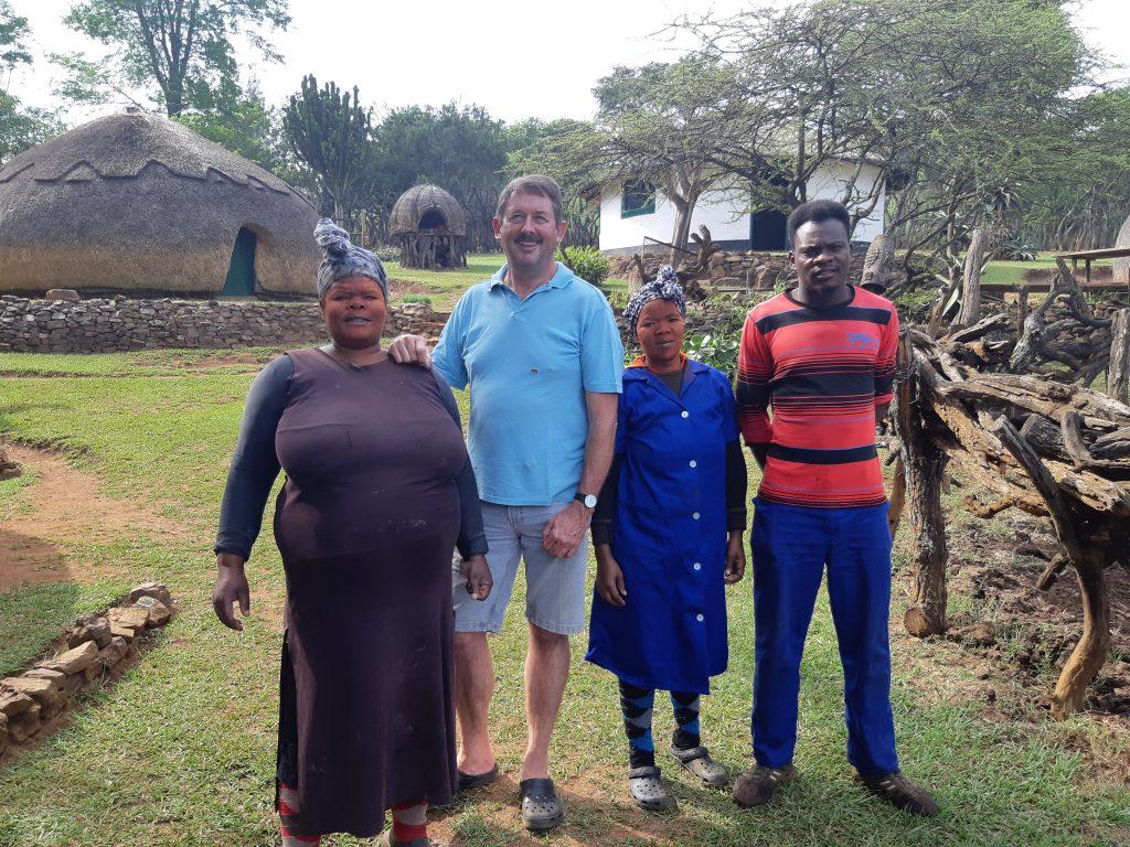 Ecabazini cultural Zulu village