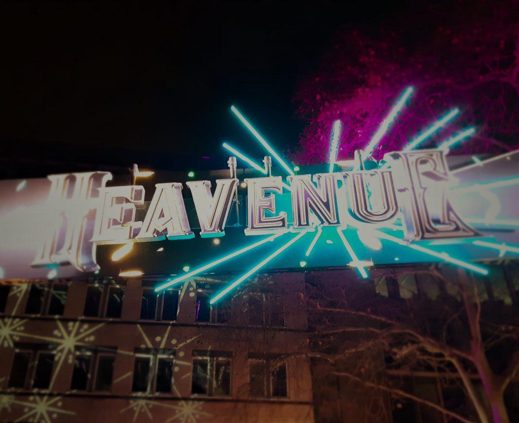 Heavenue Christmas Market Cologne