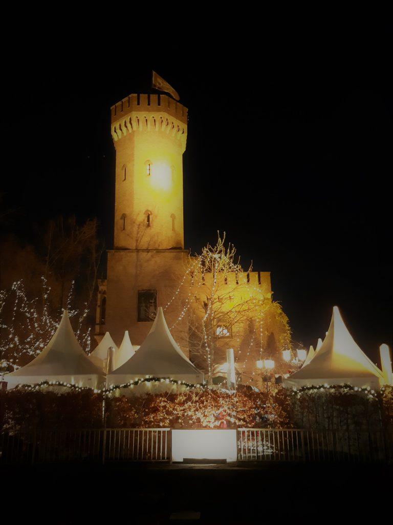 Harbour market Christmas Cologne