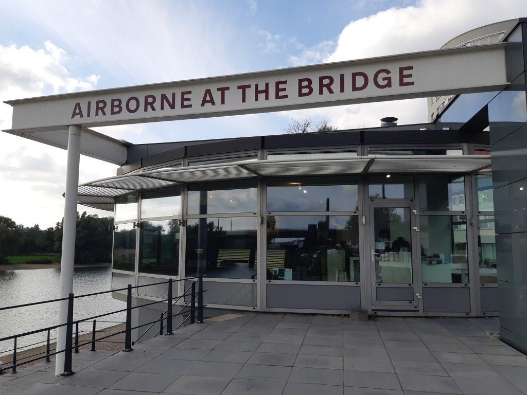 Airborne at the Bridge Arnhem