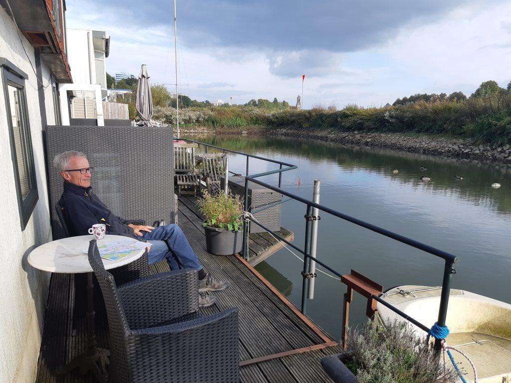houseboat Arnhem