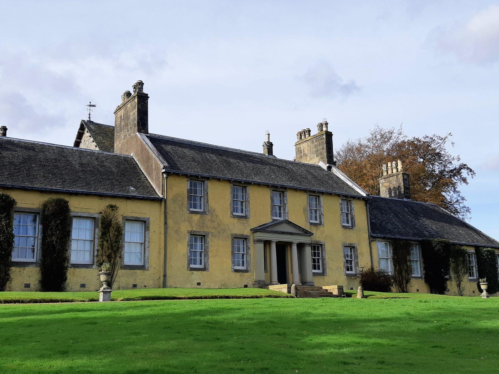 Blairadam House
