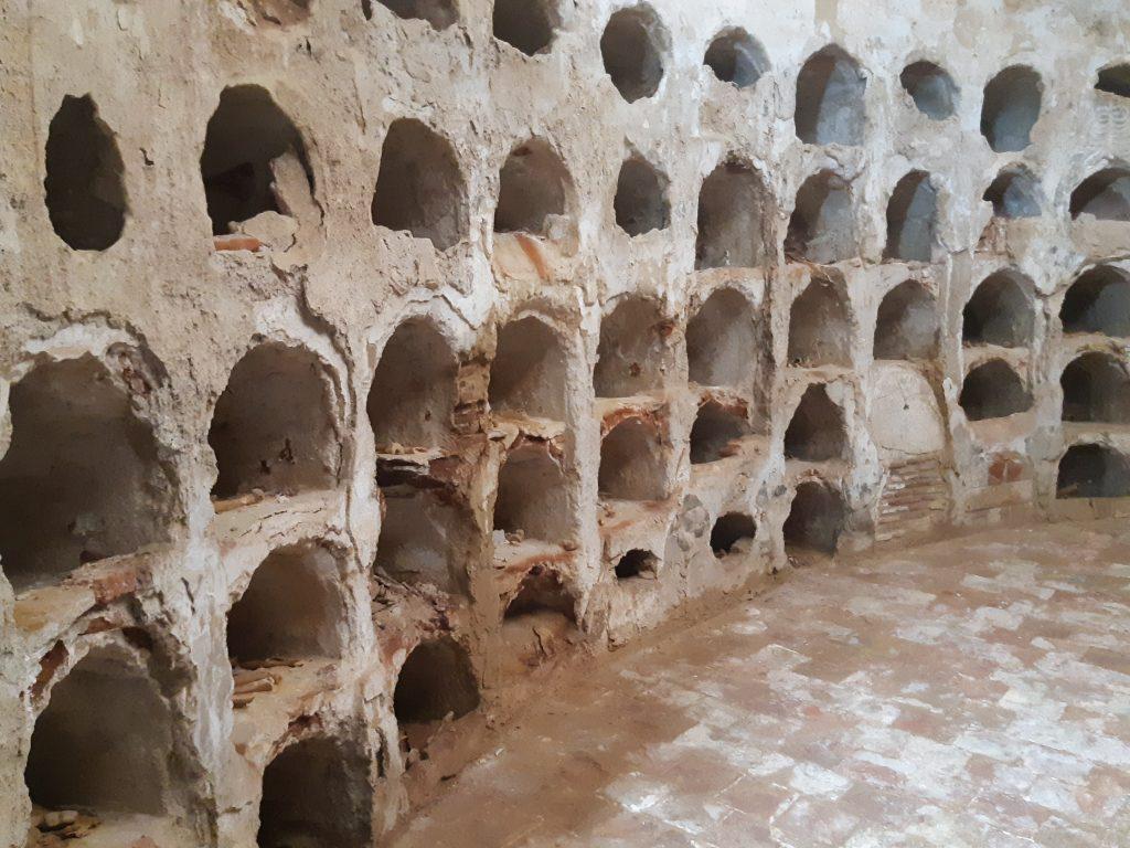 Hermitage of San Jose Punic Wall Cartagena