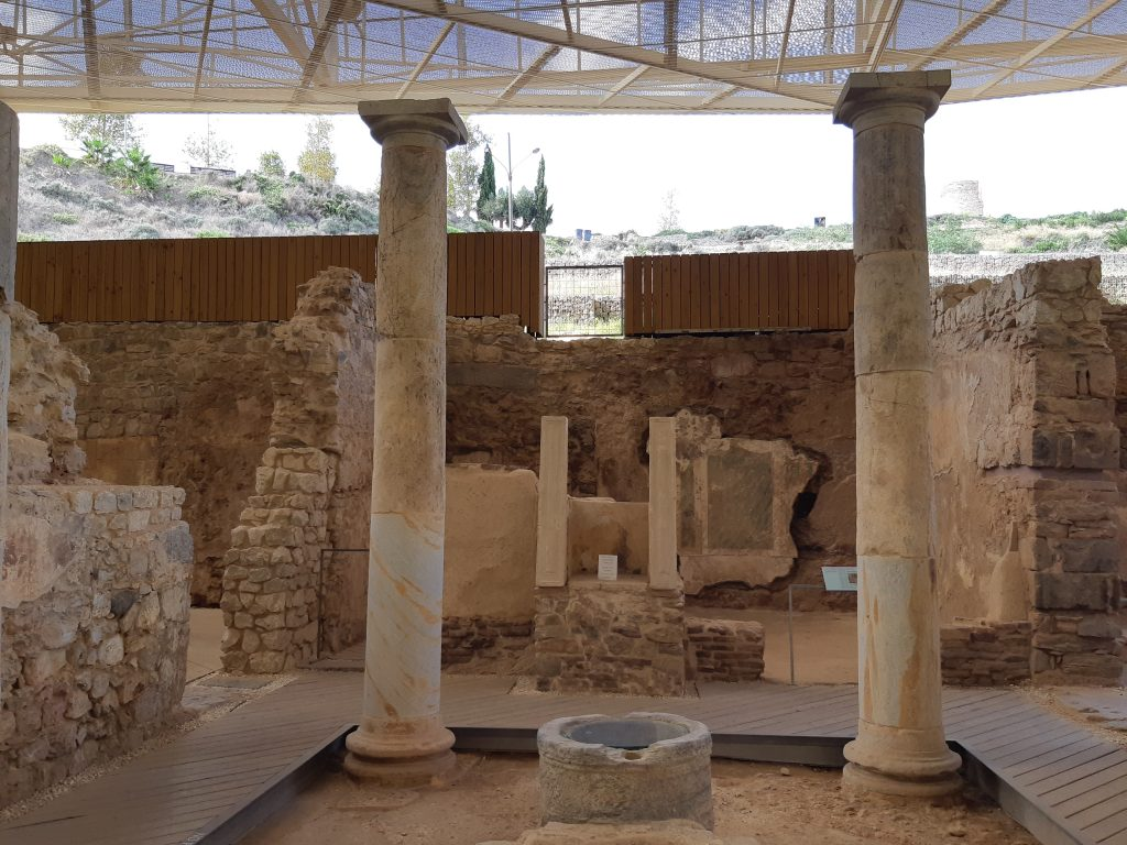 Roman Forum Cartagena