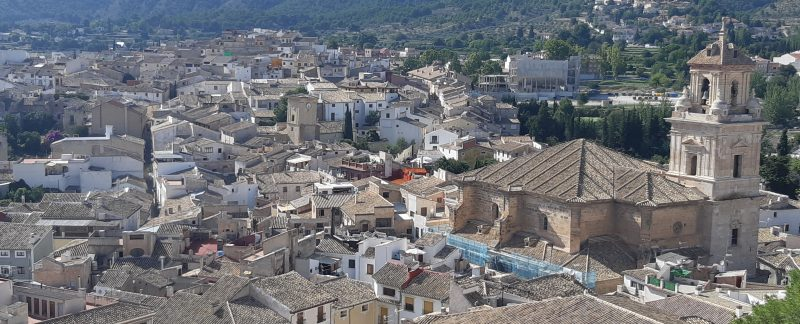 Caravaca de la Cruz day trips from Murcia